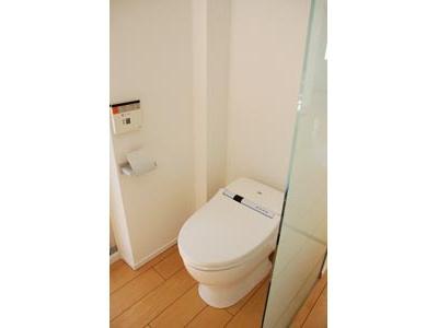【トイレ】プレミアブラン代々木公園