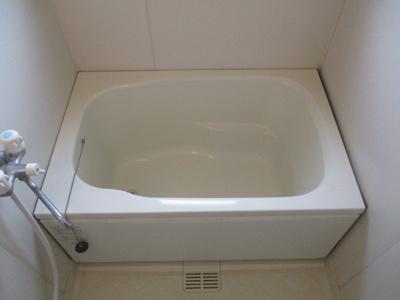 【浴室】マンション波寄