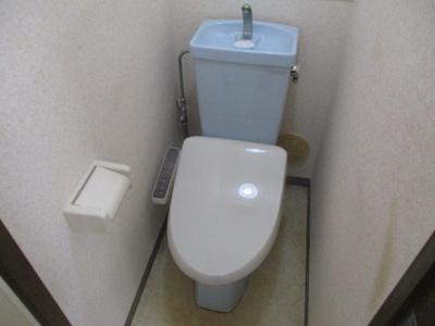 【トイレ】マンション波寄