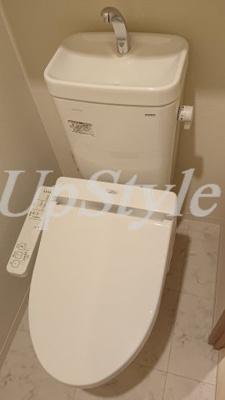 【トイレ】クレイシア入谷