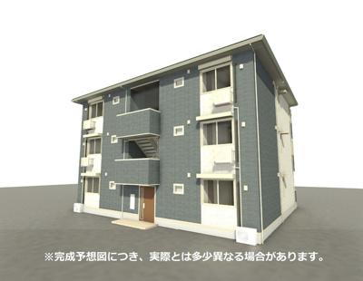【外観】(仮)D-roomOTT's三本松