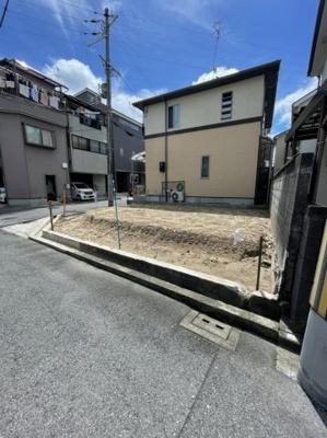 【外観】金岡町 売土地