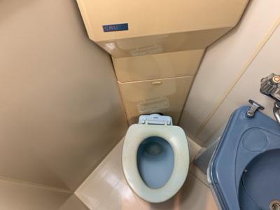 【トイレ】TIMESハイツ
