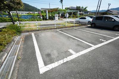 【駐車場】ビレッジハウスみなの1号棟