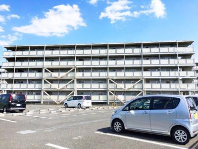 【駐車場】ビレッジハウス小比企4号棟