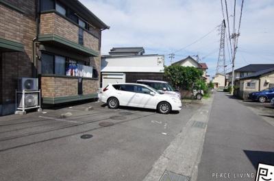 【駐車場】ルミエール東張