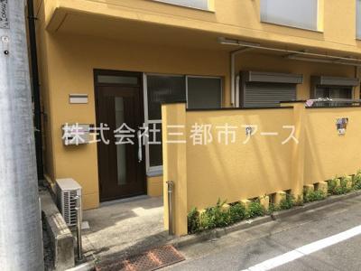 【エントランス】ハイツ石橋(ハイツイシバシ)