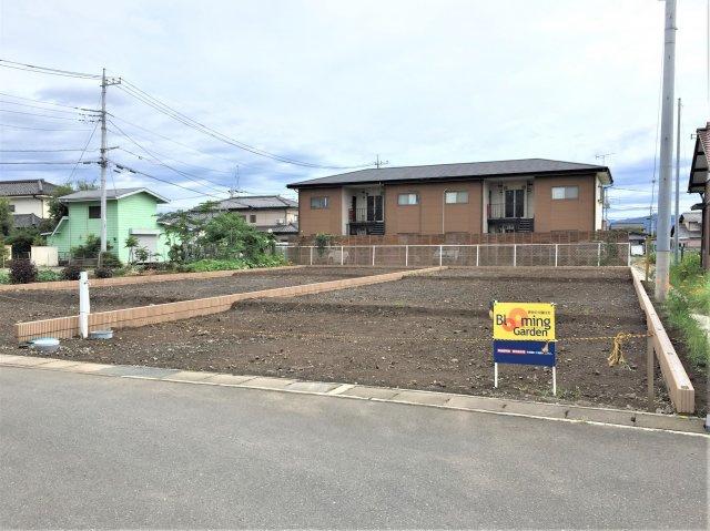 建築前の現地写真です。