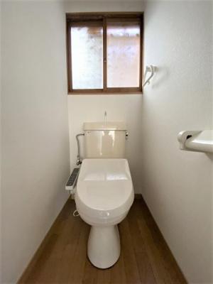 【トイレ】己斐上4丁目戸建て