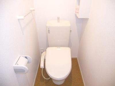 【トイレ】ウエストハウスD