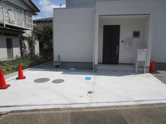 習志野市実籾本郷 新築一戸建て 実籾駅 3台駐車可能です!