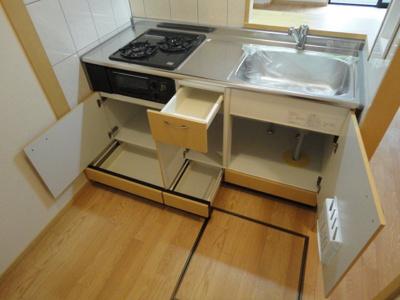 キッチン(オープン時)