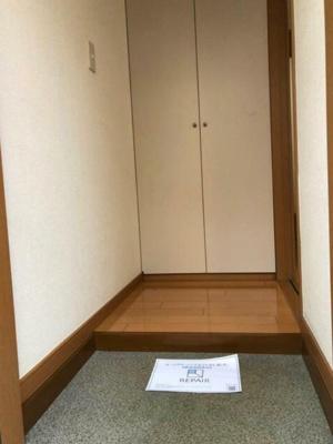 【玄関】ハウス中馬込