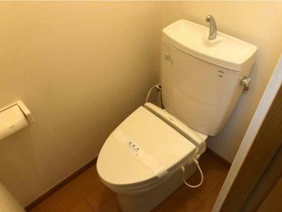 【トイレ】ハウス中馬込