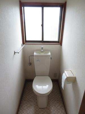 【トイレ】猪野貸家