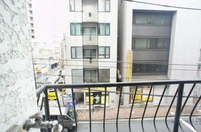 お部屋からの眺めです。