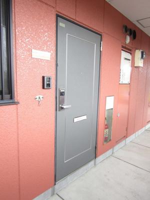 【玄関】ミノルペティハウス