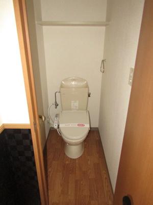 【トイレ】ミノルペティハウス
