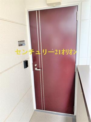 【玄関】コンフォート豊玉