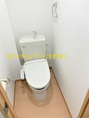 【トイレ】コンフォート豊玉
