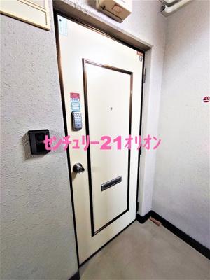 【玄関】ハイツトータス