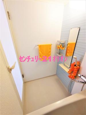 【浴室】ハイツトータス