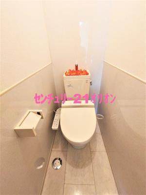 【トイレ】ハイツトータス