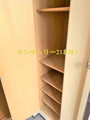 【収納】ライオンズマンション中村橋第2