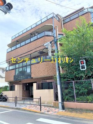 【外観】ライオンズマンション中村橋第2