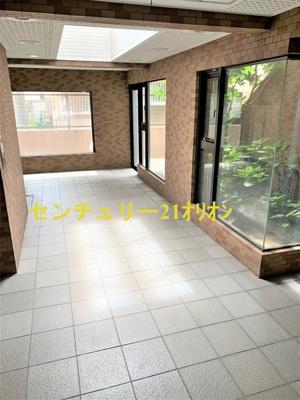 【エントランス】ライオンズマンション中村橋第2