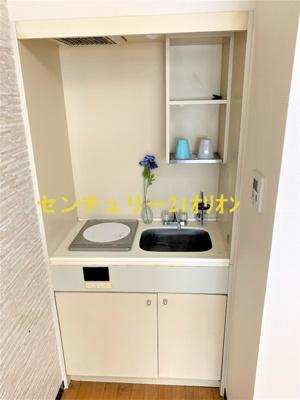【キッチン】ライオンズマンション中村橋第2