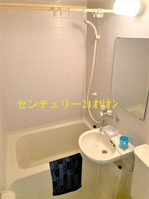 【浴室】ライオンズマンション中村橋第2