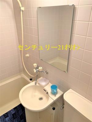 【洗面所】ライオンズマンション中村橋第2