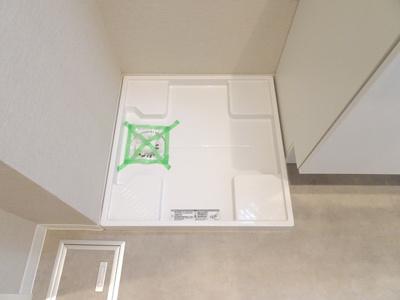 洗濯機置場となります