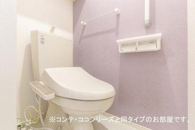 【トイレ】ソル・レヴェンテ