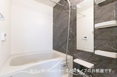 【浴室】ソル・レヴェンテ