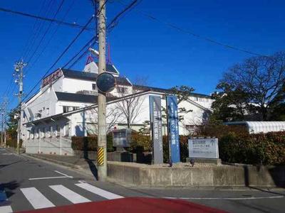 富田浜病院まで400m