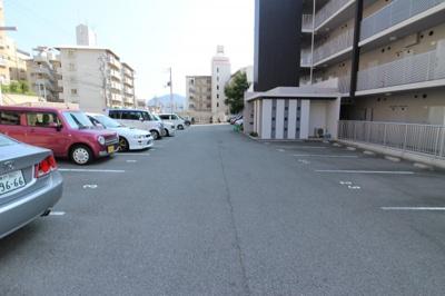 【駐車場】ツルトスコⅡ番館