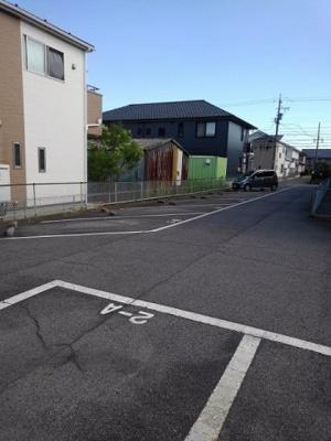 【駐車場】シティハイツ須藤