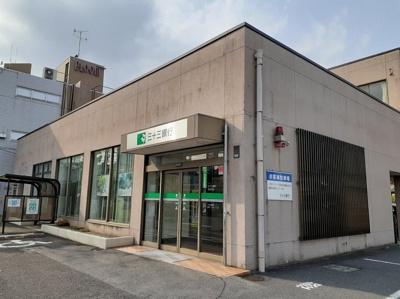 三十三銀行 松本支店まで600m