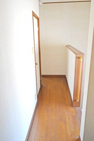 2階の廊下部分