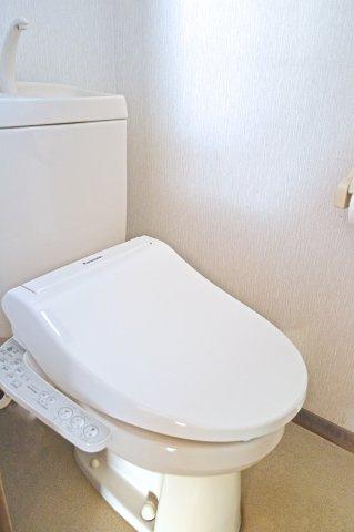 2Fにもトイレがございます。