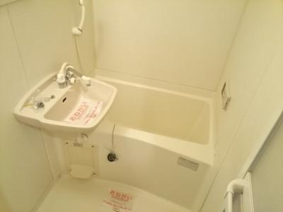 【浴室】学校通り