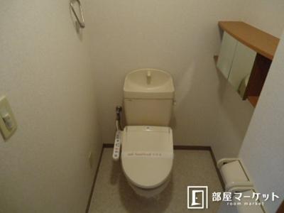 【トイレ】グレフューレ弐番館