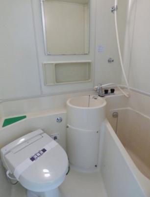 【トイレ】パラシオン 高輪