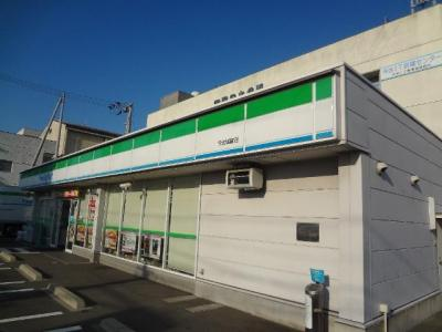 ファミリーマート今治城前店(コンビニ)まで409m
