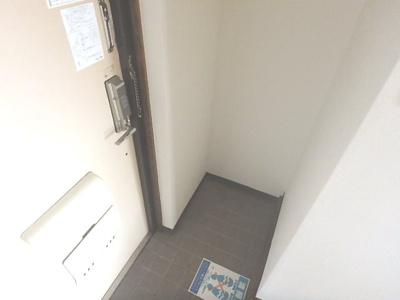【玄関】クラージュI