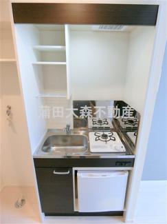 キッチン 冷蔵庫