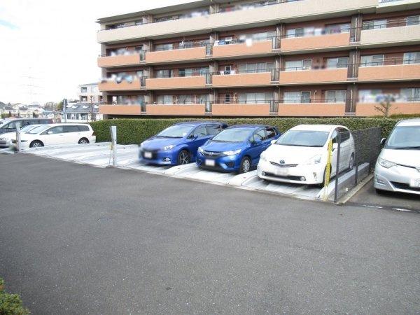 【駐車場】みやこガーデンマグノリア館
