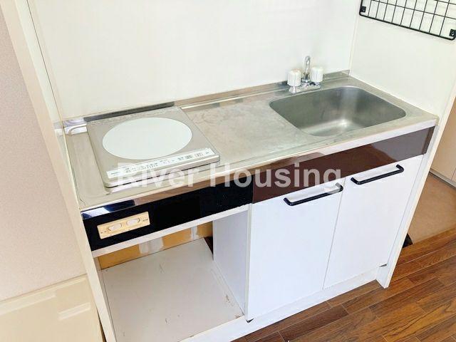 【キッチン】カイザーハウス